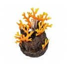 Oase biOrb Lava rock with fire coral ornament